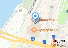 Компания «PROGRESS» на карте