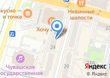 Компания «Сэнсей» на карте
