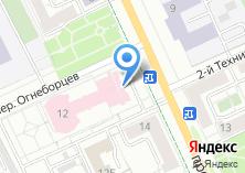 Компания «КАНДИДАТ ПСИХОЛОГИЧЕСКИХ НАУК СУСЛОВА Е.С.» на карте