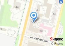 Компания «Следственное Управление МВД по Чувашской Республике» на карте