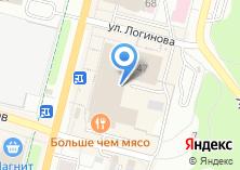 Компания «Своя реклама» на карте