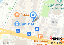 Компания «Сувар Стром» на карте