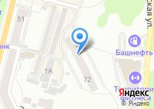 Компания «Домовед» на карте