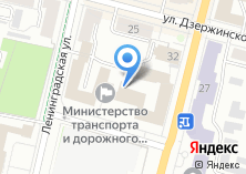 Компания «Министерство финансов Чувашской Республики» на карте