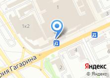 Компания «Хинкальная №1» на карте