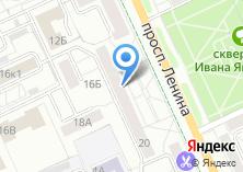 Компания «Поликлиника №6» на карте