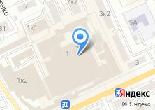 Компания «Имтек» на карте