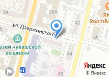 Компания «Волга-Тур» на карте