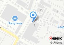 Компания «ГаражСтрой» на карте