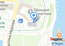 Компания «Чебоксарское художественное училище» на карте