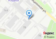 Компания «ДорСтройТехника» на карте