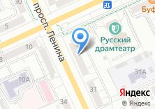 Компания «Адвокатский кабинет Салмина А.Г» на карте