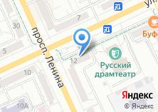 Компания «ВОКБАНК» на карте