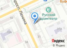Компания «Адвокат Федоров Э.Ю.» на карте