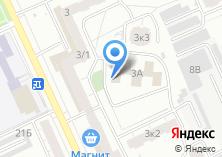 Компания «Охрана МВД России по Чувашской Республике» на карте