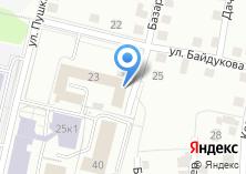 Компания «Прокуратура Московского района» на карте