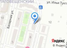 Компания «Башнефть-Регион» на карте