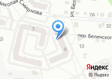 Компания «Строящийся жилой дом по ул. Ярмарочная» на карте