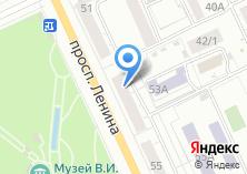 Компания «Brelokavtonomer.ru» на карте