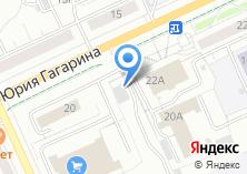 Компания «ЧПАП №2» на карте