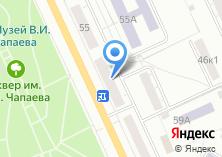 Компания «Люкс Оптика» на карте