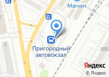 Компания «АЛКОМ» на карте