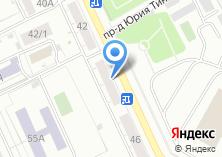 Компания «Стройлига» на карте
