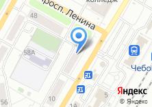 Компания «Ладушка» на карте