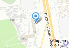 Компания «Межрегионкомплект» на карте