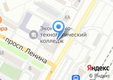 Компания «Тик-Так» на карте