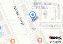 Компания «Свежий» на карте