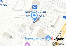 Компания «1С-Поволжье» на карте