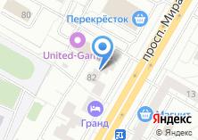 Компания «Мир Ломбардов - Сеть круглосуточных ломбардов» на карте