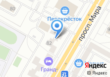 Компания «МИР-ЛОМБАРДОВ» на карте