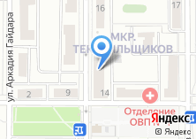 Компания «Добрый аптекарь» на карте