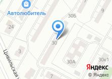 Компания «УчетАудитКонсалтинг» на карте