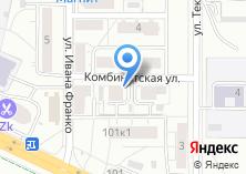 Компания «Школа безопасности» на карте