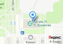 Компания «Чебоксарский диксиленд» на карте