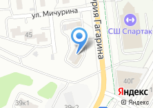 Компания «Слобода» на карте