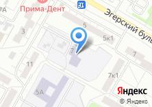 Компания «Детский сад №151» на карте