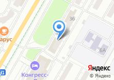 Компания «Твой Техник» на карте