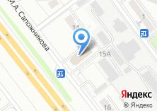 Компания «Администрация Калининского района г. Чебоксары» на карте