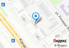 Компания «Техномаш-СС» на карте