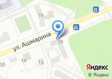 Компания «Сахарок» на карте