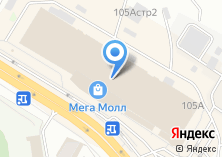 Компания «ICE MODA» на карте