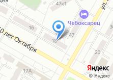 Компания «ДАР-Инструмент» на карте