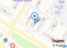 Компания «Спорт» на карте