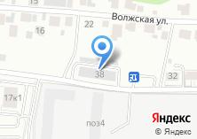 Компания «Чувашэнергоремонт» на карте
