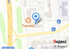 Компания «Уютный дом+» на карте