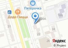 Компания «Новоюжка» на карте